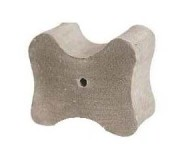 FIBER CONCRETE SPACER DOUBLES COVER