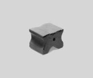 FIBER CONCRETE SPACER TRIPPLE COVER
